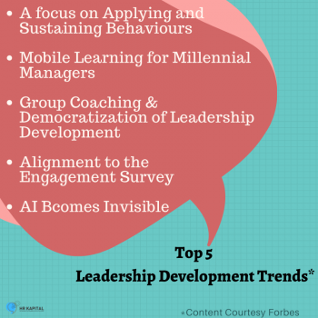 Top 5 Leadership Development Trends